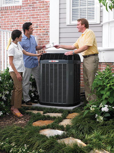 Leach • Remmers offers a full range of HVAC services.
